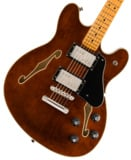 Squier by Fender / Classic Vibe Starcaster Maple Fingerboard Walnut スクワイヤー 商品画像