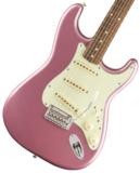 Fender / Vintera 60s Stratocaster Modified Pau Ferro Fingerboard Burgundy Mist Metallic フェンダー 商品画像