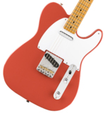 Fender / Vintera 50s Telecaster Maple Fingerboard Fiesta Red フェンダー 商品画像