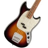 Fender / Vintera 60s Mustang Bass Pau Ferro Fingerboard 3-Color Sunburst フェンダー 商品画像