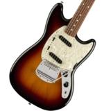 Fender / Vintera 60s Mustang Pau Ferro Fingerboard 3-Color Sunburst フェンダー 商品画像