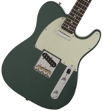 Fender / Made in Japan Hybrid 60s Telecaster Sherwood Green Metallic【新品特価】 商品画像