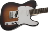 Squier by Fender / Affinity Telecaster Laurel Fingerboard 3-Color Sunburst【限定カラー】 商品画像