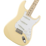 Fender / Japan Exclusive Yngwie Malmsteen Signature Stratocaster Yellow White 商品画像