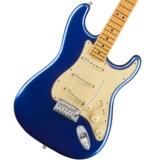 Fender / American Ultra Stratocaster Maple Fingerboard Cobra Blue フェンダー ウルトラ  商品画像