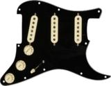 Fender / Pre-Wired Strat Pickguard Custom Shop Fat 50s SSS Black 11 Hole PG 【フェンダーピックアップ付PG】 商品画像
