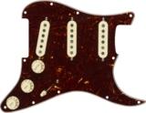 Fender / Pre-Wired Strat Pickguard Tex-Mex SSS Tortoise Shell 11 Hole PG 【フェンダーピックアップ付PG】 商品画像