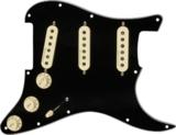 Fender / Pre-Wired Strat Pickguard Vintage Noiseless SSS Black 11 Hole PG 【フェンダーピックアップ付PG】 商品画像