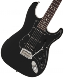 Fender / Made in Japan Aerodyne II Stratocaster HSS Rosewood Fingerboard Black 商品画像