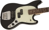 Fender / Made in Japan Hybrid Mustang Bass Black 商品画像