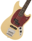 Fender / Made in Japan Hybrid Mustang Bass Vintage White 商品画像