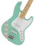 Fender / Made In Japan SILENT SIREN Jazz Bass Maple Fingerboard Surf Green【サイサイあいにゃんモデル】 フェンダー エレキベース ジャスベース 商品画像