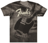 Fender/Tele Belt Print T-Shirt, サイズ XL 商品画像