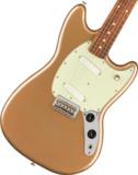 Fender / Player Mustang Pau Ferro Fingerboard Firemist Gold フェンダー 商品画像