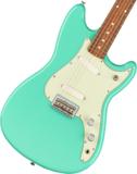 Fender / Player Duo Sonic Pau Ferro Fingerboard Seafoam Green フェンダー 商品画像