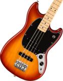 Fender / Player Mustang Bass PJ Maple Fingerboard Sienna Sunburst フェンダー 商品画像