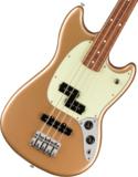 Fender / Player Mustang Bass PJ Pau Ferro Fingerboard Firemist Gold フェンダー 商品画像