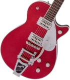 Gretsch / Players Edition G6129T Players Edition Jet FT with Bigsby Red Sparkle グレッチ 【お取り寄せ商品】 商品画像