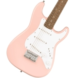 Squier by Fender / Mini Stratocaster Laurel Fingerboard Shell Pink スクワイヤー 商品画像
