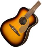 FENDER Acoustic / MALIBU PLAYER SUNBURST 【CALIFORNIA SERIES】 フェンダー アコースティックギター アコギ エレアコ 商品画像