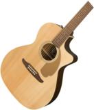 FENDER Acoustic / NEWPORTER PLAYER NATURAL (NAT) 【CALIFORNIA SERIES】 フェンダー アコースティックギター エレアコ アコギ 商品画像