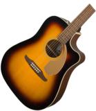 Fender Acoustic / Redondo Player Walnut Fingerboard Sunburst  フェンダー アコースティックギター アコギ エレアコ【CALIFORNIA SERIES】 商品画像