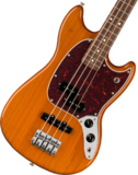 Fender / Player Mustang Bass PJ Pau Ferro Aged Natural フェンダー 商品画像