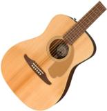 FENDER Acoustic / MALIBU PLAYER NATURAL (NAT) 【CALIFORNIA SERIES】 フェンダー アコースティックギター エレアコ アコギ 商品画像