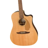 Fender Acoustic / Redondo Player Walnut Fingerboard Natural フェンダー アコースティックギター アコギ エレアコ 商品画像
