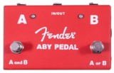 Fender / 2-Switch ABY Pedal Red フェンダー 商品画像