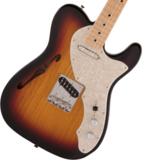 Fender / Made in Japan Heritage 60 Telecaster Thinline Maple Fingerboard 3-Color Sunburst 【2020 NEW MODEL】 商品画像