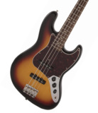 Fender / Made in Japan Traditional 60s Jazz Bass Rosewood Fingerboard 3-Color Sunburst【2020 NEW MODEL】 商品画像