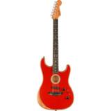 Fender / AMERICAN ACOUSTASONIC STRATOCASTER Dakota Red【NAMM SHOW 2020新製品】 《予約注文/入荷分より順次お届け》  商品画像
