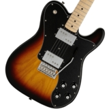 Fender / Made in Japan Limited 70s Telecaster Deluxe with Tremolo Maple Fingerboard 3-Color Sunburst フェンダー 商品画像