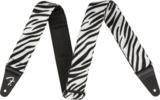 Fender / Wild Zebra Print Strap 2 フェンダー ストラップ 商品画像