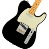 Fender/ American Professional II Telecaster Maple Fingerboard Black フェンダー《予約注文/納期別途ご案内》 商品画像
