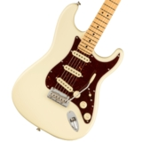 Fender/ American Professional II Stratocaster Maple Fingerboard Olympic White フェンダー 商品画像