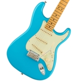 Fender/ American Professional II Stratocaster Maple Fingerboard Miami Blue フェンダー 商品画像