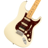 Fender/ American Professional II Stratocaster HSS Maple Fingerboard Olympic White フェンダー《予約注文/納期別途ご案内》 商品画像