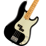 Fender/ American Professional II Precision Bass Maple Fingerboard Black フェンダー《予約注文/納期別途ご案内》 商品画像