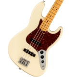Fender/ American Professional II Jazz Bass Maple Fingerboard Olympic White フェンダー 商品画像
