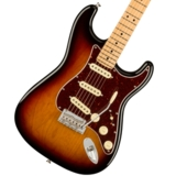 Fender/ American Professional II Stratocaster Maple Fingerboard 3-Color Sunburst フェンダー 商品画像