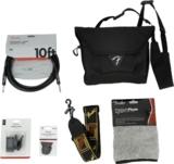 Fender / Accessory Kit with Bag 【ケーブル・チューナー・クロス・ピック セット】 フェンダー 商品画像