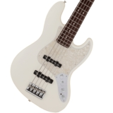 Fender / Made in Japan Modern Jazz Bass V Rosewood Fingerboard Olympic Pearl フェンダー 商品画像