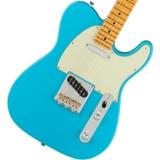 Fender/ American Professional II Telecaster Maple Fingerboard Miami Blue フェンダー《予約注文/納期別途ご案内》 商品画像