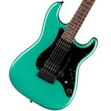 Fender / Boxer Series Stratocaster HH Rosewood Fingerboard Sherwood Green Metallic フェンダー 商品画像