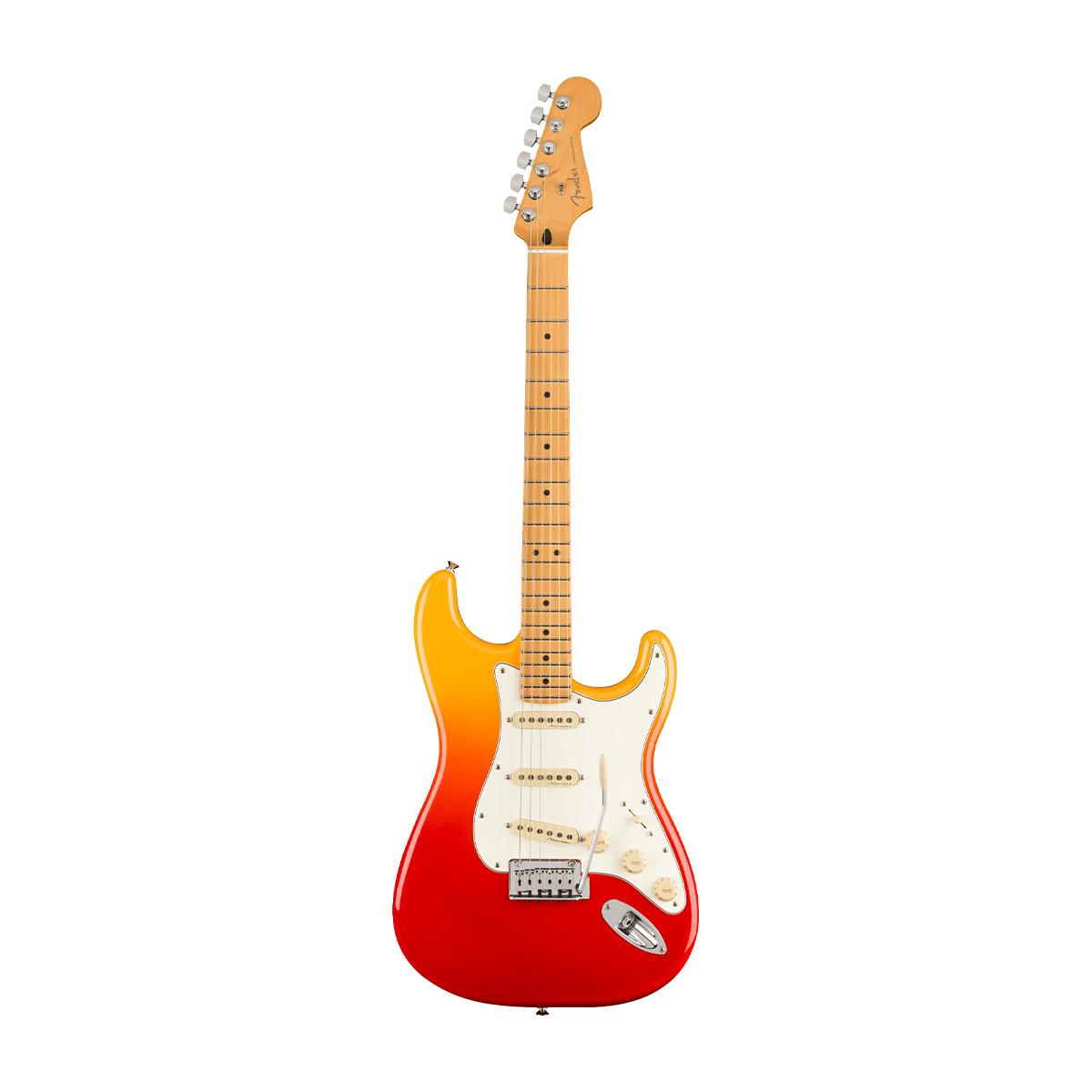 Fender / Player Plus Stratocaster Maple Fingerboard Tequila Sunrise