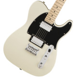 Squier by Fender / Contemporary Telecaster HH Pearl White Maple 商品画像