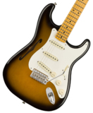 FENDER / Eric Johnson Thinline Stratocaster Maple Fingerboard 2-Color Sunburst フェンダー  商品画像