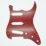 Fender / 991-301-024 JAPAN EXCLUSIVE 11-Hole Stratocaster Pickguard Red Tortoise Shell  ピックガード フェンダー 商品画像